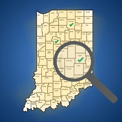 We search all the counties of residence, along with our national criminal record locator!
